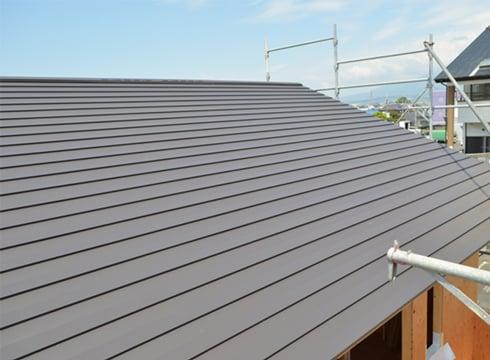 屋根カバー塗装プラン