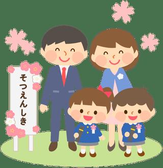 卒園式 豊田市外壁塗装・屋根塗装専門店ペイントスタジオ