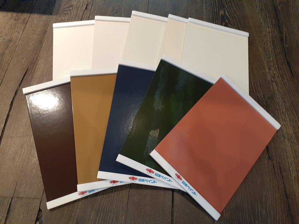 カラーシミュレーション 豊田市外壁塗装・屋根塗装専門店ペイントスタジオ