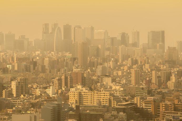 花粉や黄砂と外壁塗装 豊田市 外壁塗装・屋根塗装専門ペイントスタジオ