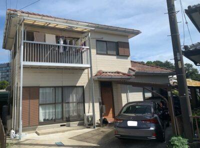 屋根の補修も外壁・屋根塗装と同時に施工!