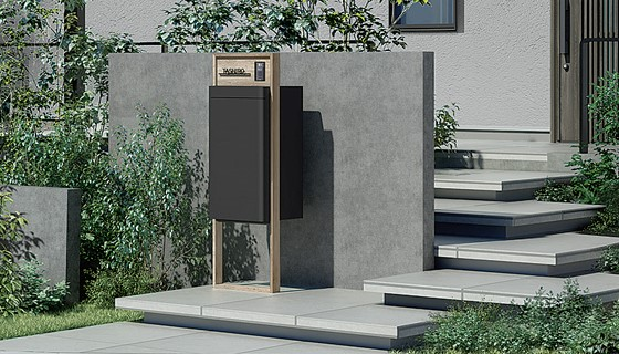 LIXIL宅配ポスト 豊田市 外壁塗装・屋根塗装専門ペイントスタジオ