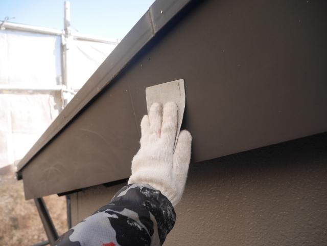 「ケレン」とは 豊田市 外壁塗装・屋根塗装専門ペイントスタジオ