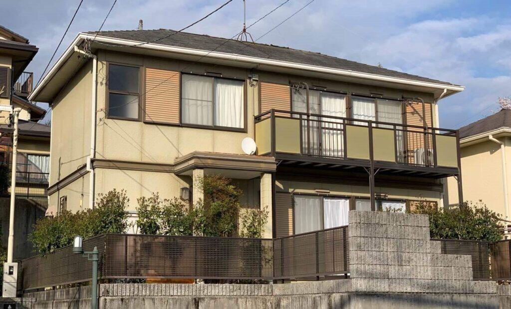外壁は高耐候のハイブリッド塗装!屋根は高耐久性のガルバリウム鋼板!