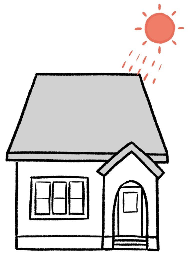 遮熱塗装について 塗装防水専門店ペイントスタジオ