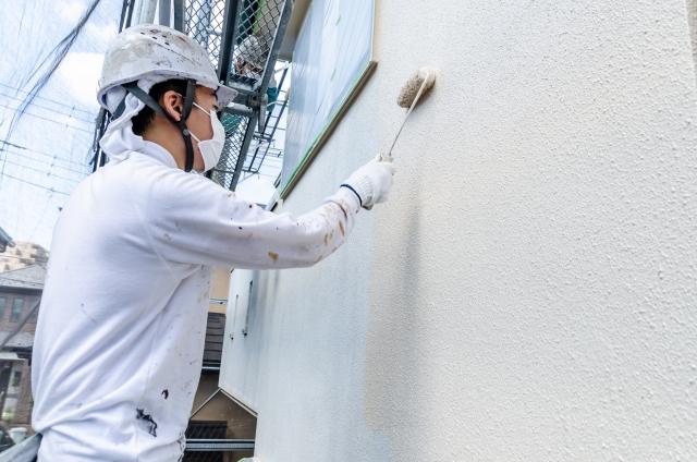 外壁塗装の流れ | 基本的な流れを押さえておきましょう